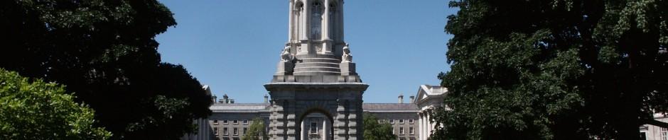 Trinity College Dublin (Photo: Antony Gordon)