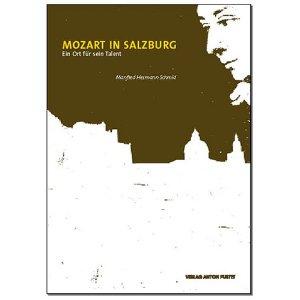 Schmid Mozart in Salzburg Cover