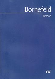 Bornefeld WV Cover