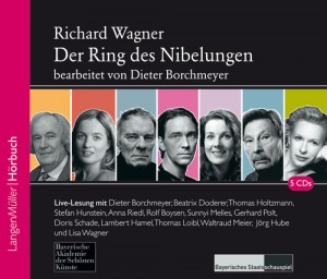 Wagner Ring Hoerbuch Cover