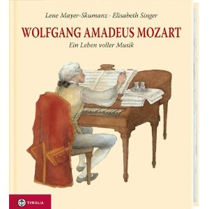 Mayer-Skumanz Mozart Cover
