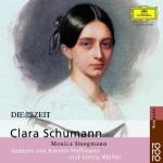 Schumann, Clara Stegemann CD-Cover
